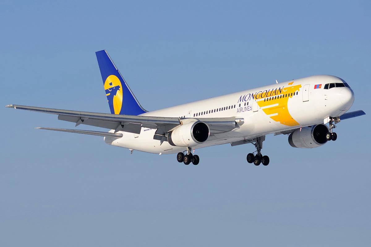 """""""Боинг 767"""" онгоц """"Буянт-Ухаа"""" ОУНБ-д түлш цэнэглэхэд нэг ч  зорчигч тус агаарын хөлгөөс буугаагүй"""