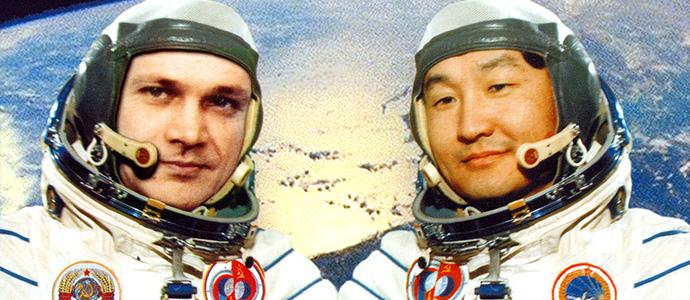 Монгол хүн сансарт ниссэн түүхт 38-н жилийн ой өнөөдөр тохиож байна