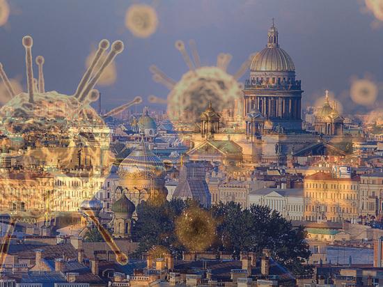 Санкт-Петербургт эмнэлгийн 2.5 мянган ажилтан коронавирусээр халдварлажээ