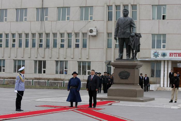 Монгол Улсын Ерөнхийлөгч Х.Баттулга Увс аймгийн иргэдтэй уулзлаа
