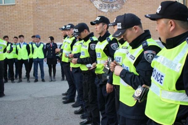 Цагдаагийнхан өндөржүүлсэн бэлэн байдалд шилжлээ
