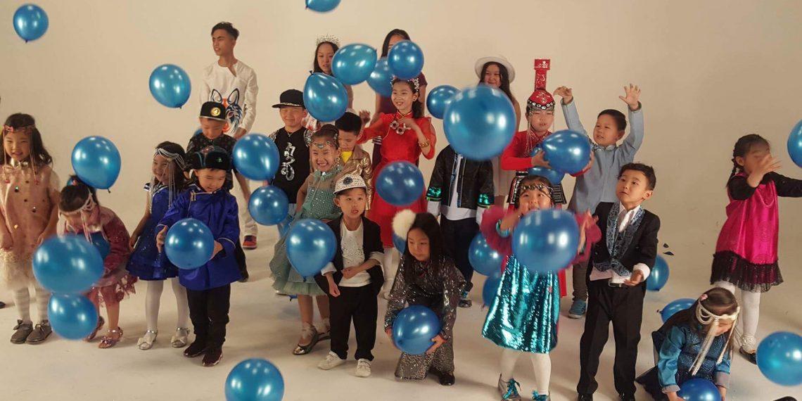 """""""Өхөөрдөм гоёо – 2018"""" Монгол туургатан хүүхэд багачуудын загварын их наадам болно"""