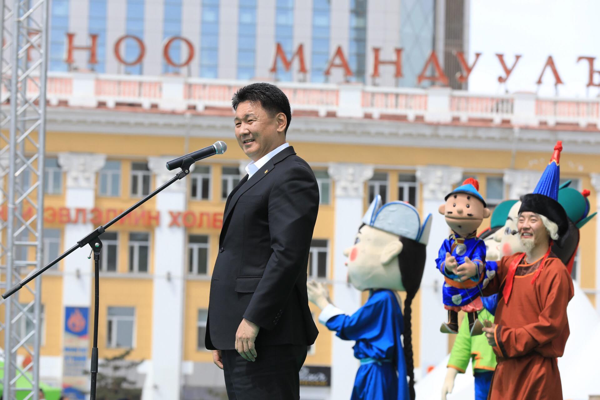 У.Хүрэлсүх: Монгол Улсын Тусгаар тогтнол, аюулгүй байдлын үндэс нь бидний үр хүүхэд билээ