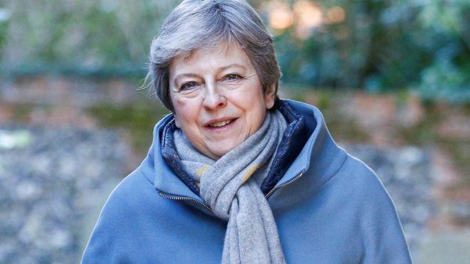 """Т.Мей """"Brexit""""-ийг хойшлуулахыг ЕХ-ноос хүсэхээр төлөвлөжээ"""