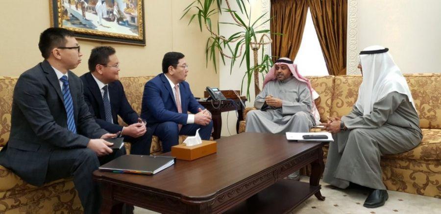 Монгол, Кувейтийн сэтгүүлч солилцооны хөтөлбөр үргэлжилнэ