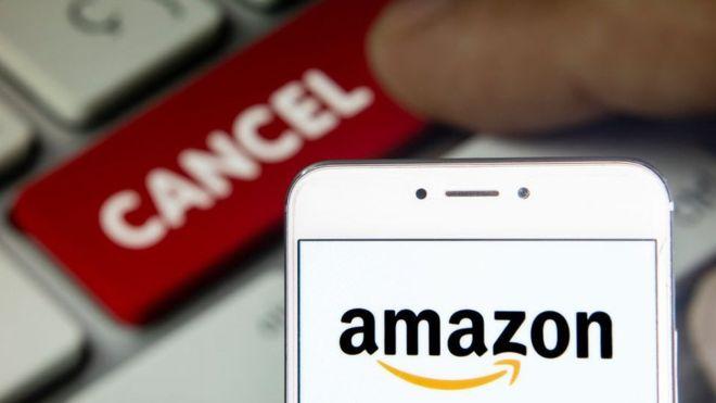 """""""Amazon"""" Дэлхийн гар утасны үзэсгэлэнд оролцохгүй"""