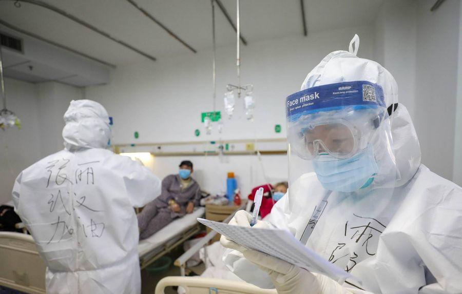 Коронавирусээр халдварласны улмаас нас барсан хүний тоо 1523 болжээ