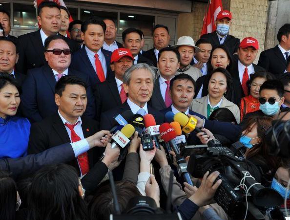 Н.Энхбаяр: Бид Монголын гурван баялгийг хөгжүүлэх багаа бүрдүүлсэн