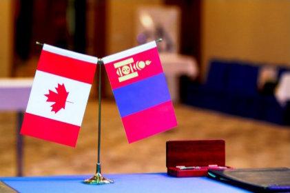 Канад, Монголын парламентын найрамдлын бүлгийн уулзалт болов