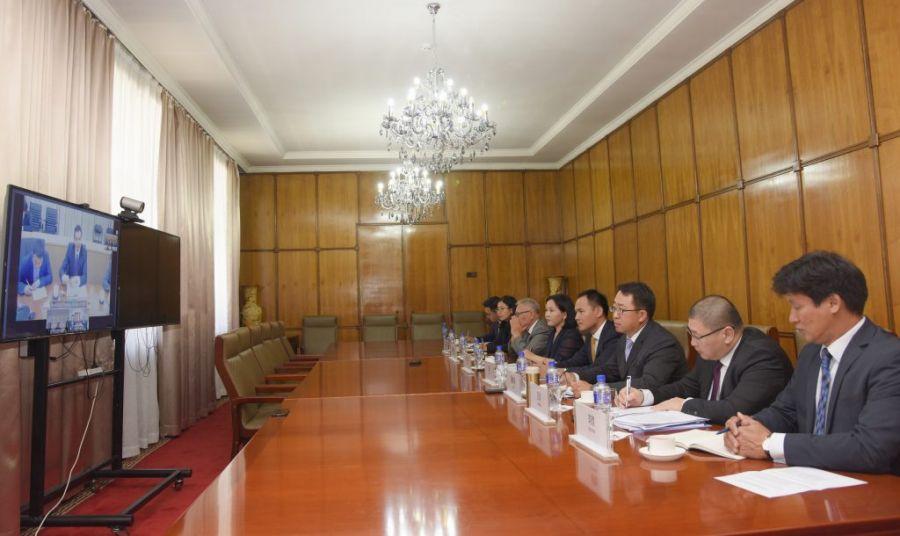 Монгол, Хятадын Стратегийн яриа хэлэлцээ цахимаар болов