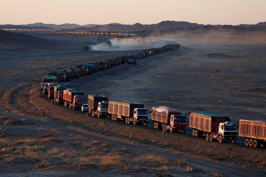 Монгол Улсын нүүрсний экспорт 46.4 хувиар буурчээ