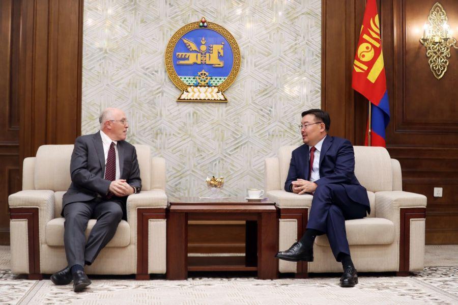 Монгол Улс, АНУ зэс хайлуулах үйлдвэр барих төсөлд хамтарна