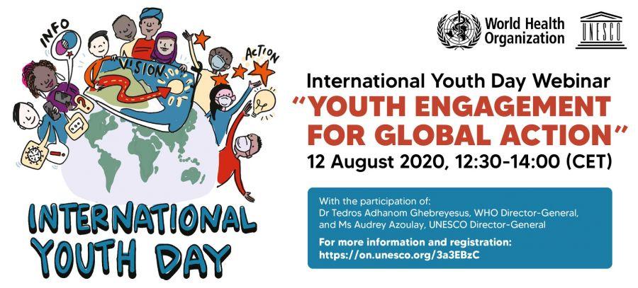 Олон улсын залуучуудын өдөр тохиож байна
