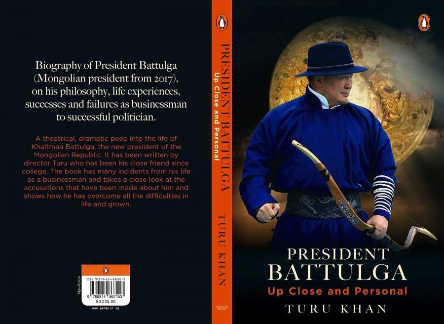 """Дэлхийд тэргүүлэгч """"Пингвин"""" хэвлэлийн газар Монгол Улсын Ерөнхийлөгчийн тухай номыг хэвлэжээ"""