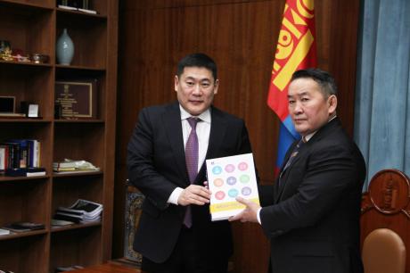Х.Баттулга: Монгол Улс хөгжлийн бодлогоо богцлоод авлаа