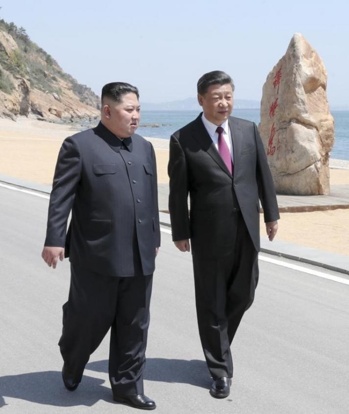 Ким Жон Ун Хятадад дахин айлчилж байна
