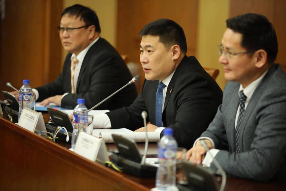 Л.Оюун-Эрдэнэ: Монгол улс 2050 он гэхэд ямар ч гэсэн хөгжлөөрөө бусдыг гүйцэх болно