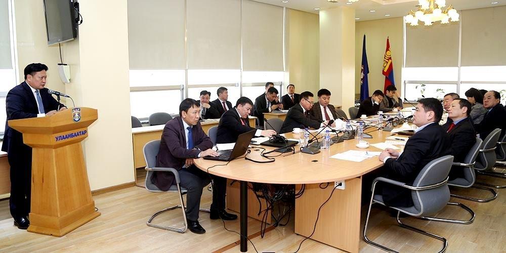 Нийслэлийн удирдлагууд Барилга, хот байгуулалтын сайдтай ажил хэргийн уулзалт хийлээ