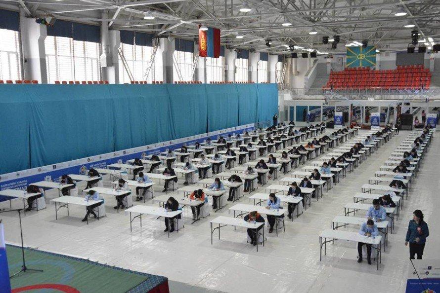 Элсэлтийн ерөнхий шалгалтын зохион байгуулалт