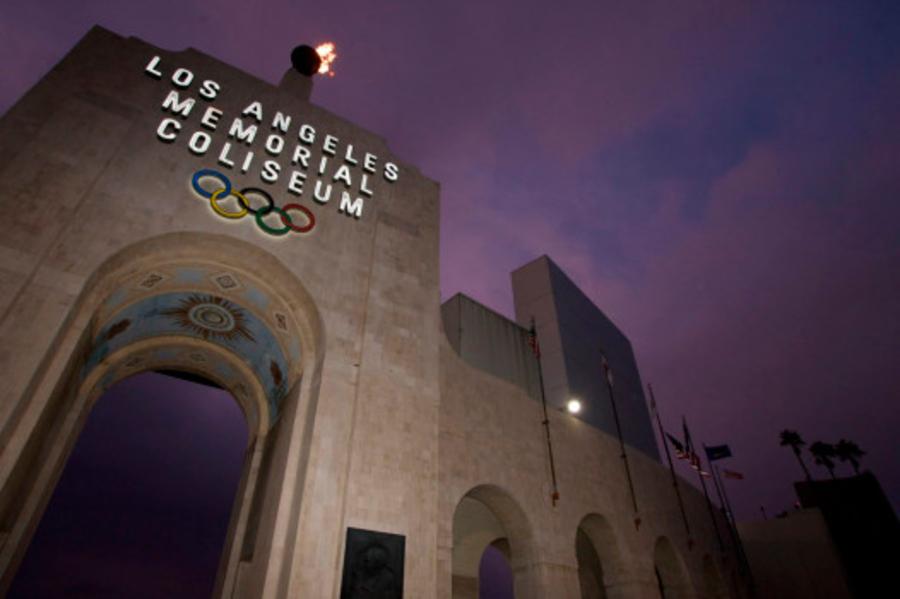 Лос-Анжелес 2028 оны зуны Олимпыг зохион байгуулна