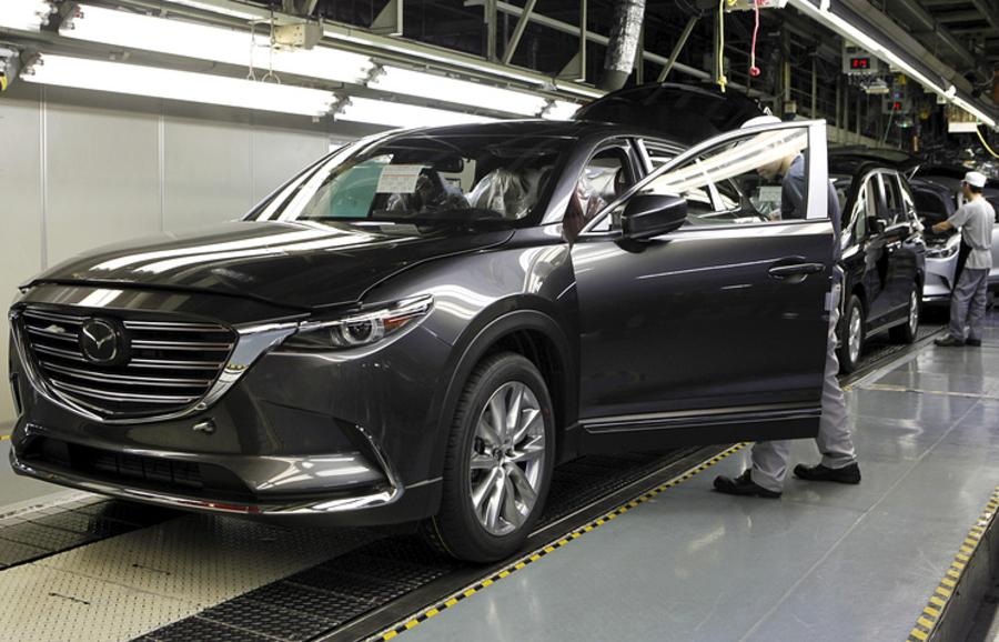 """""""Mazda"""" компани АНУ-аас 80 000 машинаа эргүүлэн татна"""