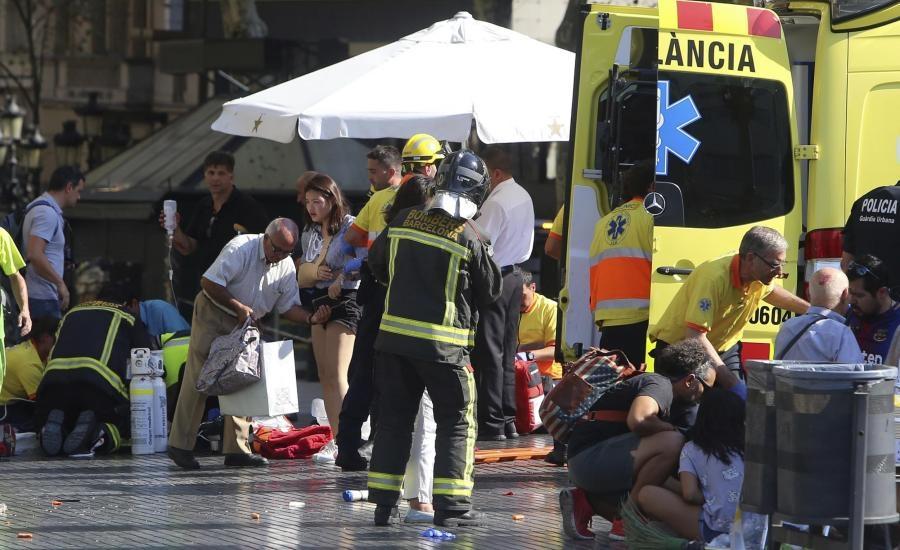 террорист халдлага болсны улмаас 13 хүн амь үрэгджээ