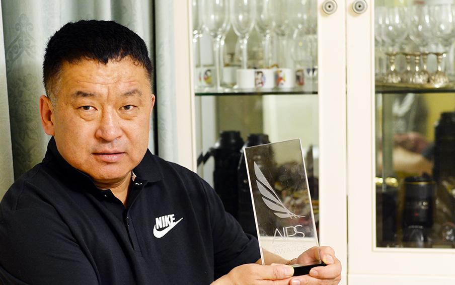 Ч.Ганбат: Монгол хүлгийн хийморь ивээн бүтээл маань дэлхийд эхний гуравт багтлаа