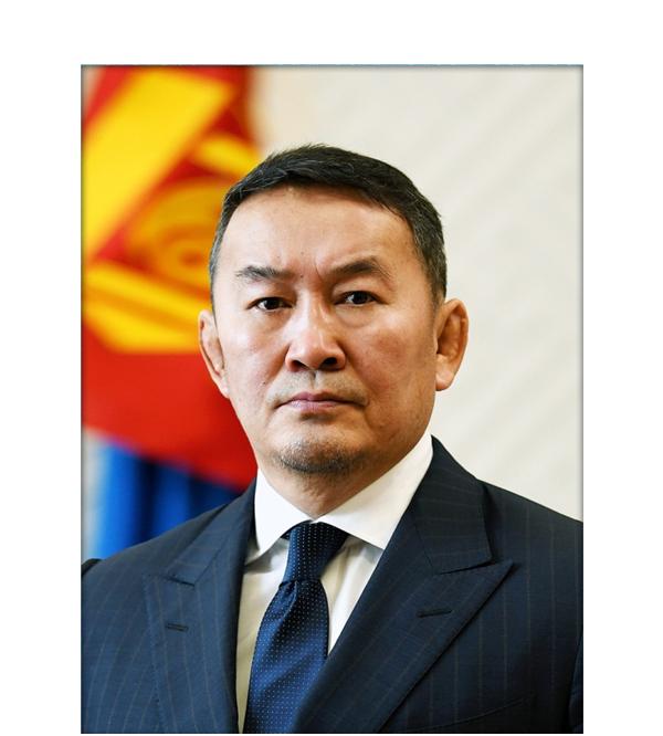 Монгол Улсын Ерөнхийлөгч Х.Баттулга ХБНГУ-ын Холбооны Ерөнхийлөгч Франк Валтер Штайнмайерт захидал илгээлээ