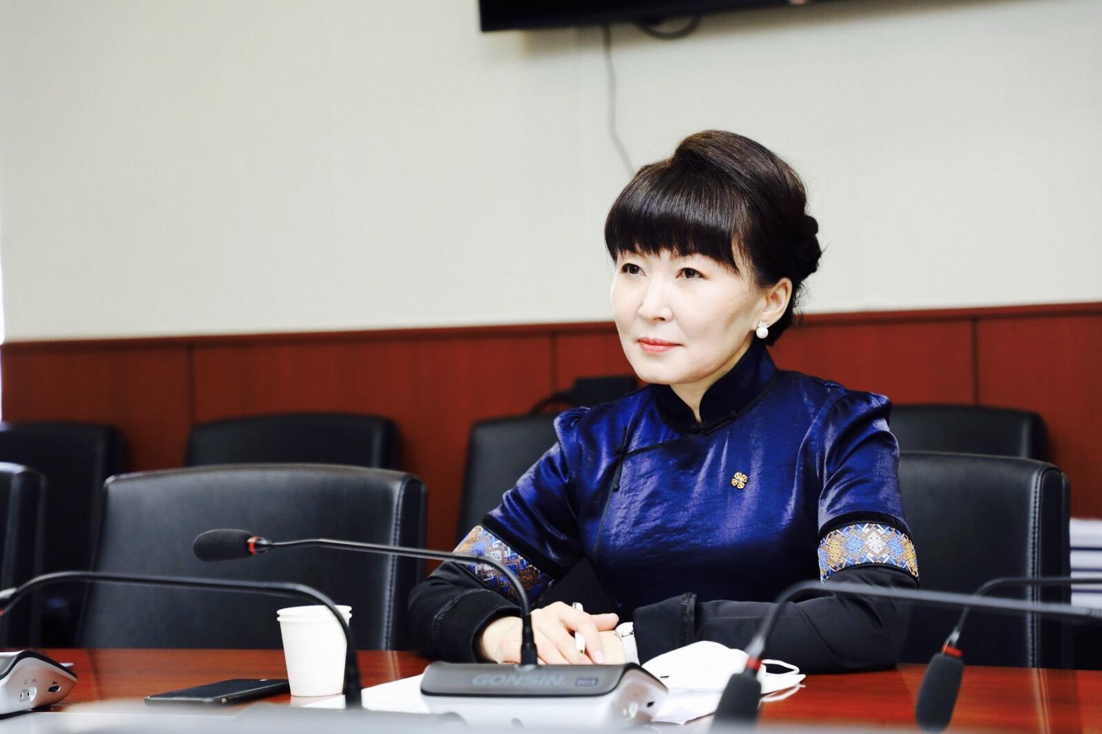 БОАЖ-ын сайд Н.Уртнасан Япон улсын Элчин сайдыг хүлээн авч уулзав